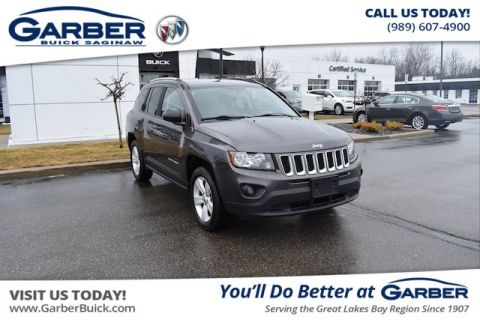 Pre-Owned 2016 Jeep Compass Sport
