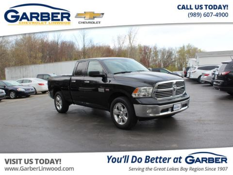 Pre-Owned 2016 RAM 1500 SLT Big Horn Four Wheel Drive Truck