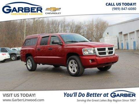 Pre-Owned 2008 Dodge Dakota SXT/Bighorn/Lonestar 4WD