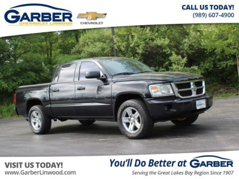 Pre-Owned 2008 Dodge Dakota SLT 4WD