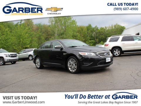 Pre-Owned 2012 Ford Taurus Limited AWD