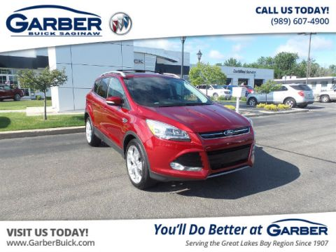 Pre-Owned 2013 Ford Escape Titanium 4WD