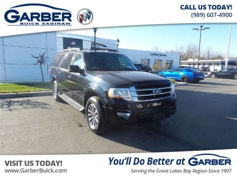 Pre-Owned 2017 Ford Expedition EL XLT 4WD