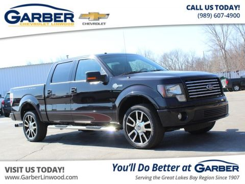 Pre-Owned 2010 Ford F-150 Lariat With Navigation