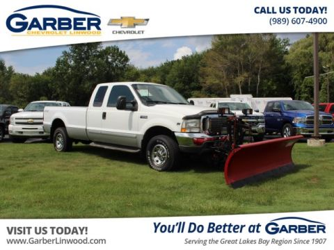 Pre-Owned 2002 Ford F-250 XL 4WD