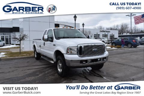 Pre-Owned 2006 Ford F-250 Lariat 4WD