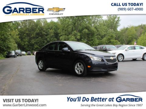 Certified Pre-Owned 2014 Chevrolet Cruze 1LT Auto