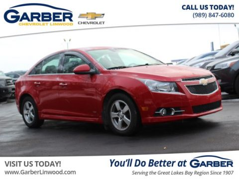 Pre-Owned 2013 Chevrolet Cruze 1LT Manual