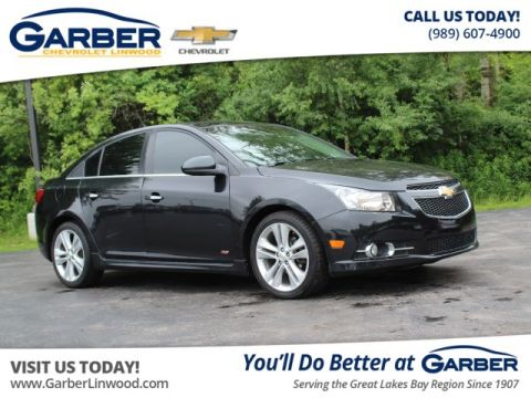 Pre-Owned 2011 Chevrolet Cruze LTZ With Navigation