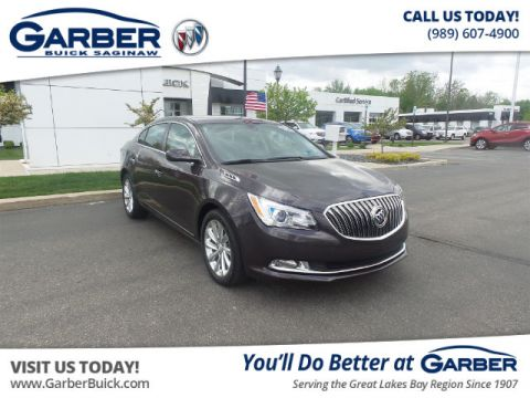 Pre-Owned 2014 Buick LaCrosse