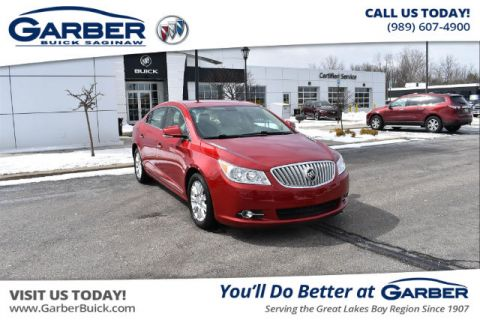 Pre-Owned 2012 Buick LaCrosse Premium 1 Group