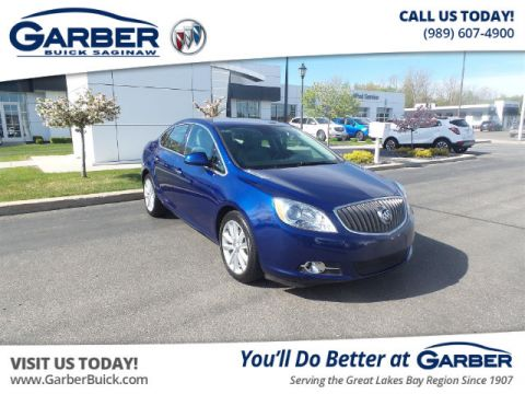 Certified Pre-Owned 2014 Buick Verano Base