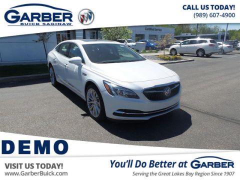 Pre-Owned 2017 Buick LaCrosse Essence FWD Sedan