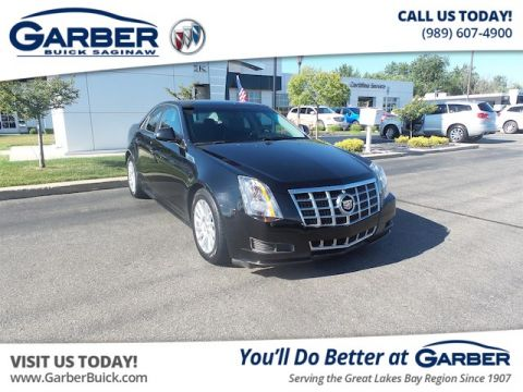 Pre-Owned 2013 Cadillac CTS Luxury AWD