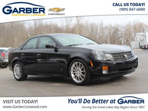 Pre-Owned 2006 Cadillac CTS Sport
