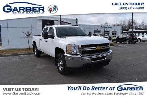 Pre-Owned 2012 Chevrolet Silverado 2500HD Work Truck 4WD