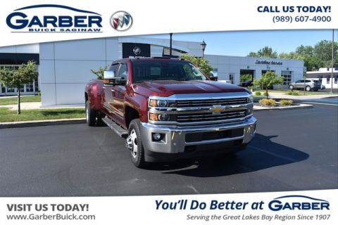 Pre-Owned 2016 Chevrolet Silverado 3500HD LTZ 4WD
