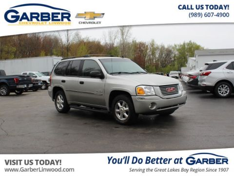 Pre-Owned 2006 GMC Envoy SLE 4WD