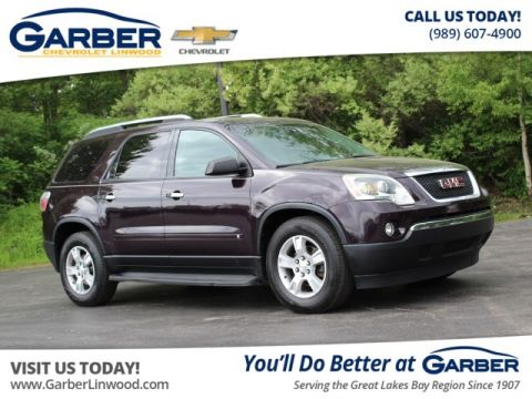 Pre-Owned 2009 GMC Acadia SLE1