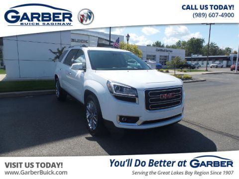 Pre-Owned 2017 GMC Acadia Limited Limited With Navigation & AWD