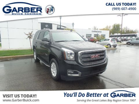 Pre-Owned 2017 GMC Yukon SLT Four Wheel Drive SUV