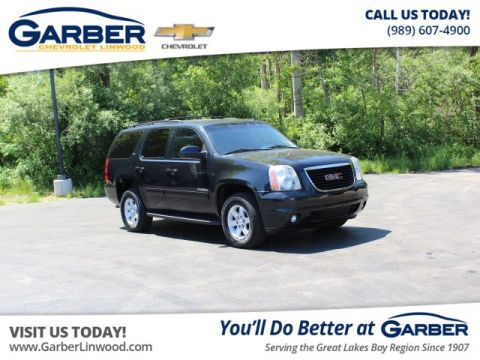 Pre-Owned 2011 GMC Yukon SLT With Navigation & 4WD