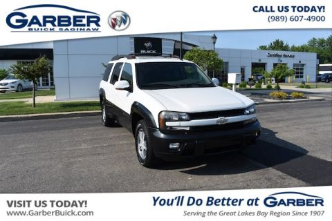 Pre-Owned 2004 Chevrolet TrailBlazer EXT LT 4WD