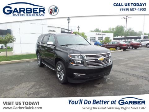 Pre-Owned 2016 Chevrolet Tahoe LTZ With Navigation & 4WD