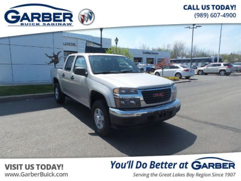 Pre-Owned 2007 GMC Canyon SLE1 4WD
