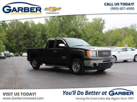 Pre-Owned 2011 GMC Sierra 1500 Work Truck