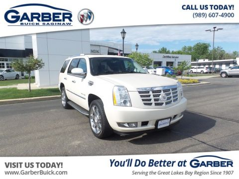 Pre-Owned 2010 Cadillac Escalade Luxury AWD 4MATIC®