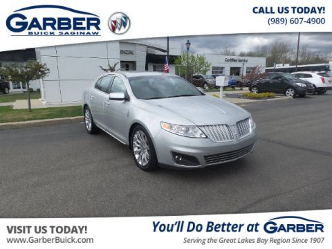 Pre-Owned 2011 LINCOLN MKS Base AWD 4MATIC®