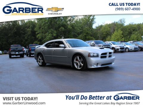 Pre-Owned 2006 Dodge Charger SRT8 With Navigation