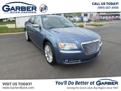 Pre-Owned 2011 Chrysler 300 Limited With Navigation