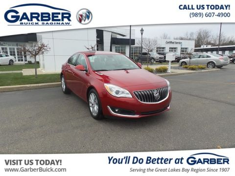Pre-Owned 2015 Buick Regal Turbo AWD