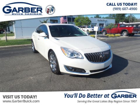 Pre-Owned 2014 Buick Regal Turbo Premium II With Navigation