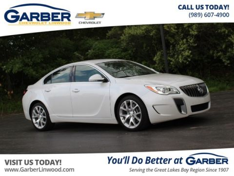 Pre-Owned 2017 Buick Regal GS AWD 4MATIC®