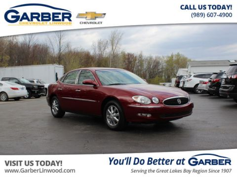 Pre-Owned 2007 Buick LaCrosse CX
