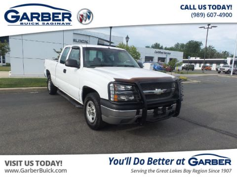 Pre-Owned 2003 Chevrolet Silverado 1500 Base 4WD