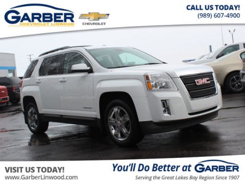 Pre-Owned 2013 GMC Terrain SLT AWD 4MATIC®