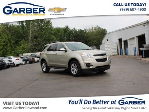 Certified Pre-Owned 2014 Chevrolet Equinox LT w/1LT