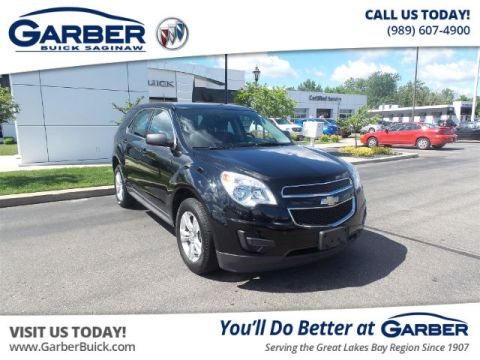 Pre-Owned 2015 Chevrolet Equinox LS AWD