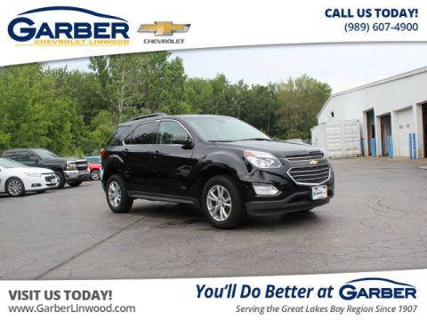Pre-Owned 2017 Chevrolet Equinox LT AWD 4MATIC®