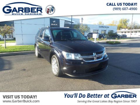 Pre-Owned 2011 Dodge Journey Crew AWD