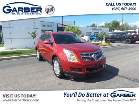 Pre-Owned 2010 Cadillac SRX Luxury Collection FWD SUV