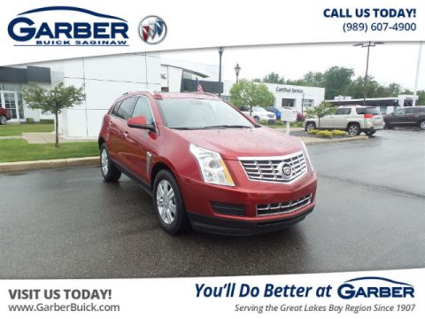 Pre-Owned 2015 Cadillac SRX Luxury Collection AWD