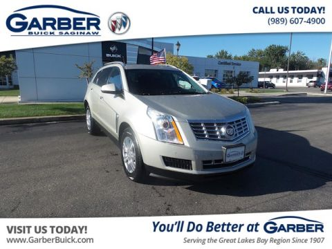 Pre-Owned 2013 Cadillac SRX Luxury Collection AWD