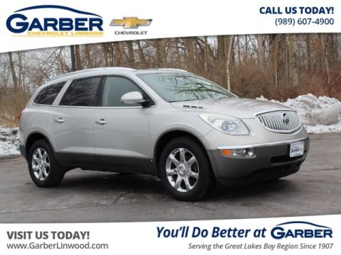 Pre-Owned 2008 Buick Enclave CXL With Navigation