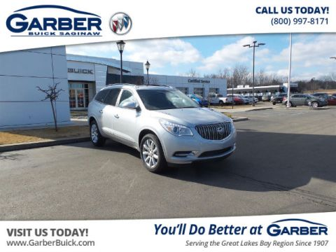 New 2017 Buick Enclave Premium With Navigation