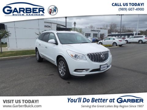 Pre-Owned 2017 Buick Enclave Leather AWD